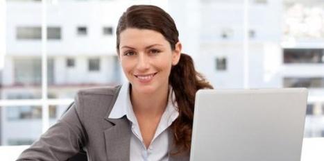 Comment le numérique peut réduire l'inégalité des sexes au travail - Challenges.fr | LConnect | Scoop.it