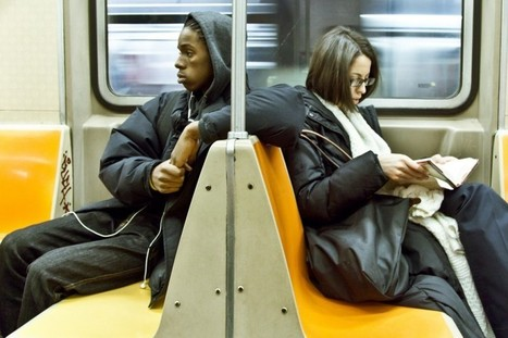 Underground Library in New York and other metro digital libraries | innovative libraries | Scoop.it
