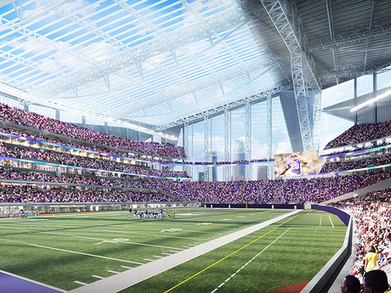 The Billion Dollar Stadium Designed for all Weather | News | Scoop.it