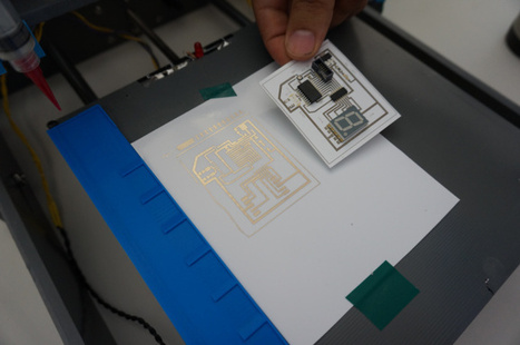 Squink Lets You Print A Circuit Board For The Price Of A Cup Of Coffee | 21st Century Innovative Technologies and Developments as also discoveries, curiosity ( insolite)... | Scoop.it