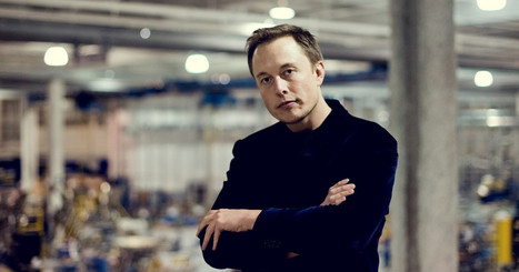 "Inside OpenAI, Elon Musk's Wild Plan to Set Artificial Intelligence Free | L'impresa ""mobile"" 
