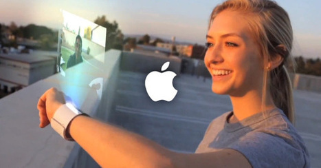 iWatch. L'impressionnante publicité imaginaire de la montre Apple | Tendances Marketing & Communication | Scoop.it