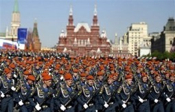 Russia starts largest snap military exercise in post-Soviet period | Politically Incorrect | Scoop.it