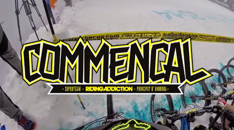 Megavalanche 2014   La pista completa presentada por GoPro [con video] MX Cycles   UCC MEGAVALANCHE MAXIAVALANCHE TRANSVÉSUBIENNE 2014   Scoop.it