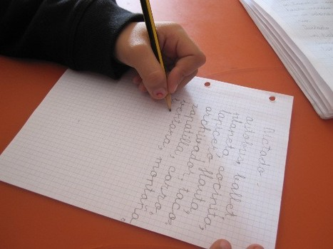 12 tipos de dictados para Primaria | Aprender a leer y escribir | Scoop.it