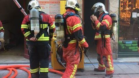 Bayonne : les pompiers mettent le feu ! | BABinfo Pays Basque | Scoop.it