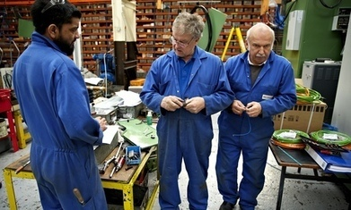 Budget 2014: manufacturing 'missing a generation of apprentices' - The Guardian   Youth Employment   Scoop.it