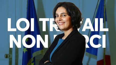 Loi travail : non, merci @MyriamElKhomri ! #loitravailnonmerci | Au hasard | Scoop.it