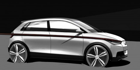 FRANKFURT MOTOR SHOW: Audi to offer glimpse into future of mobility in Frankfurt | Site name | Skylarkers | Scoop.it