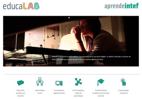 Lanzamiento de aprende.educalab.es | Educación 2.0 | Scoop.it