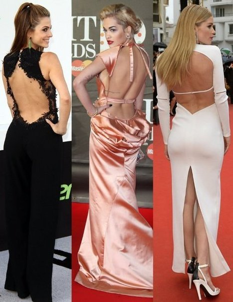 Celebrity Fashion Trends 2013: Revealing Red Carpet Dresses | celebrity fashion trends | Scoop.it