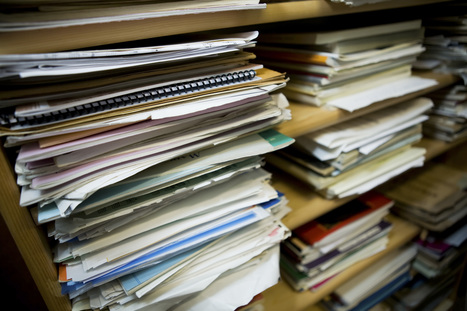 As Docs warm up to EHRs, Patients still want paper | Doctor | Scoop.it