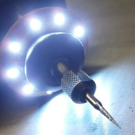 Make your own LED ring for dremel | tecnología industrial | Scoop.it