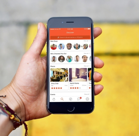 Hornet, the Global Favorite App to Meet Guys, Expands Its Gay Social Offering with Gay Places and Events | PinkieB.com | Gay and Lesbian Life | Scoop.it