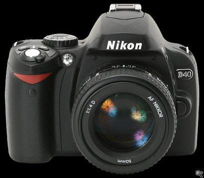 Nikon D40 Review: Digital Photography Review | Nikon d40 | Scoop.it