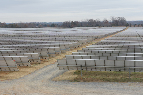 Report: Apple planning to build a solar farm for its data center in Oregon, too   Digital-News on Scoop.it today   Scoop.it