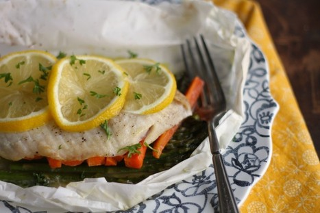 How To: Fish Baked In Parchment | Chef Cafe | Scoop.it
