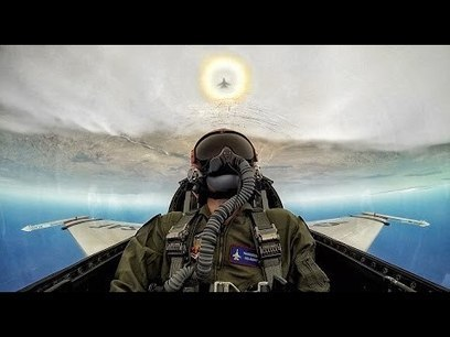 Blair Bunting Flies with the Thunderbirds - YouTube | Microsimulation | Scoop.it