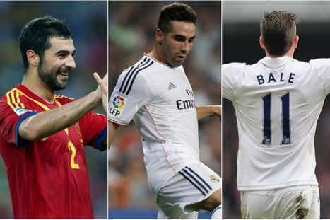 AFC Gareth Bale: Here's a whole team you could buy with that €99m - Mirror.co.uk   Barclays Premier League   Scoop.it