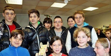 Un défi scientifique qui roule à fond | Lycée des métiers SUD PERIGORD | Scoop.it