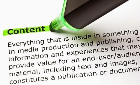Creating Content? How Good Content Can Better Your SEO and Page Rank   Digital boards   Scoop.it