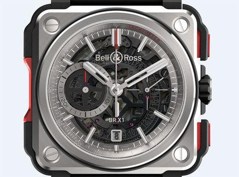Bell & Ross BR-X1 : la montre de pilote entre dans une nouvelle ère | Montre, Horlogerie,Chronos | Scoop.it