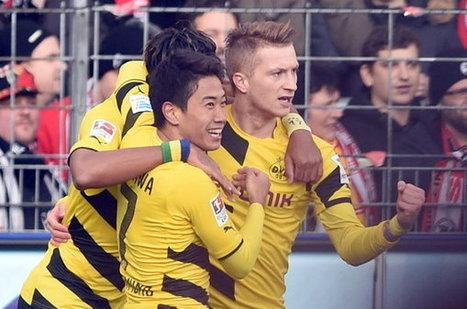 Marco Reus podría renovar con el Borussia Dortmund y esperar al Barça | FC Barcelona world | Scoop.it