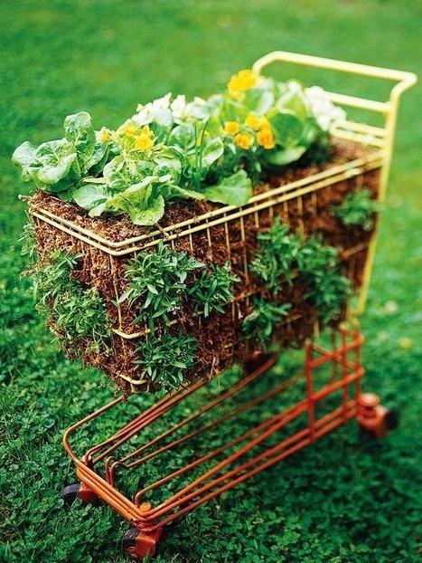 Garden DIY | Home Design | Scoop.it