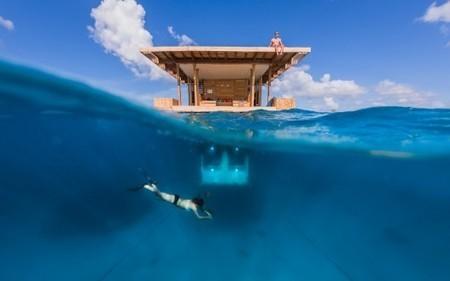 The Manta Underwater Room / Genberg Underwater Hotels   Avant-garde Art, Design & Rock 'n' Roll   Scoop.it