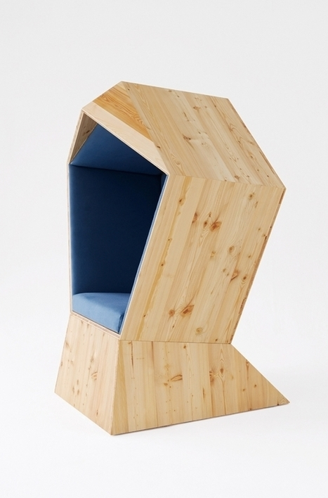 Quiet Chair | Art, Design & Technology | Scoop.it