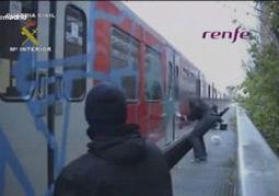 Detenido un líder grafitero al que se le imputan daños en trenes por 269.534 euros | Telemadrid | tellez120 | Scoop.it