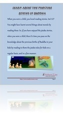 Develop Good Behaviour Among Kids with Interesting Jataka Tales | Recipes | Scoop.it