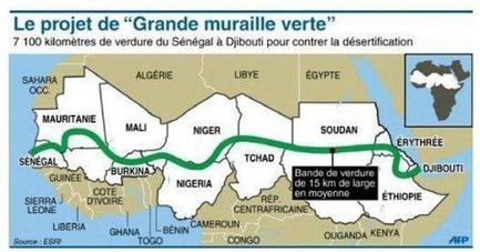 Désertification : le Sahel s'organise pour stopper l'avancée du Sahara | Geopolis | Sustain Our Earth | Scoop.it
