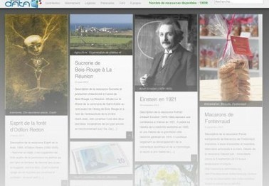 DATA, une bibliothèque numérique de ressources éducatives francophones libres | Education & Numérique | Scoop.it