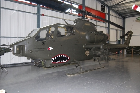 Spectacularly successful - the AH-1 HueyCobra | Warbirds | Scoop.it