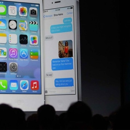 Apple Unveils iOS 7, 'Biggest Change Since the Original iPhone' | What interests a web & tech geek MedLib? DIGICMB | Scoop.it