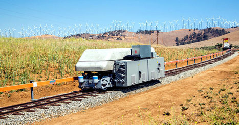 Forget Elon Musk's Batteries—Let's Fix the Grid With a Rock-Filled Train on a Hill | Aggregate Demand and Supply | Scoop.it