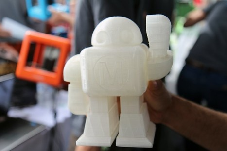 The M3D Micro, the First True Consumer 3D Printer   3D Printing in Manufacturing Today   Scoop.it