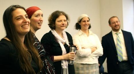The Maharat Movement   Jewish Education Around the World   Scoop.it