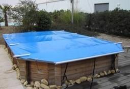 La bâche opaque que nous avons installé sur la piscine est vraiment efficace | Voyage et découvertes, sport, piscine, trottinettes | Scoop.it