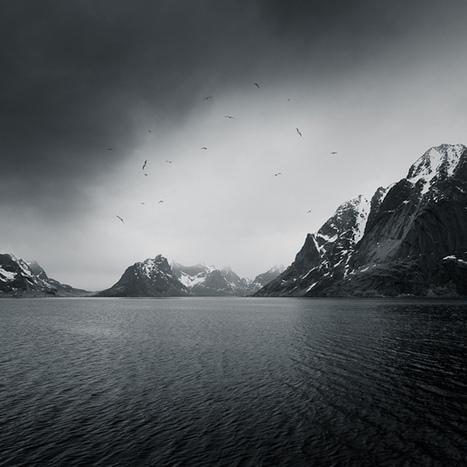 Black and white landscape photography by Zoltan Bekefy | The D-Photo | Fine Art Landscape | Scoop.it
