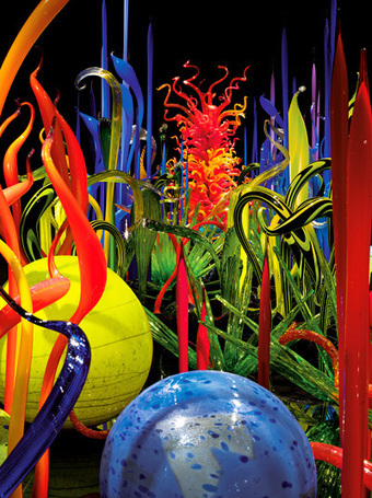 Le MBAM présente Chihuly | Marc Gauthier | Art in situ | Scoop.it