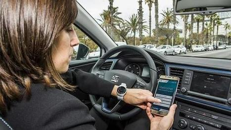 El coche conectado, estrella del Mobile World Congress | Information Technology & Social Media News | Scoop.it