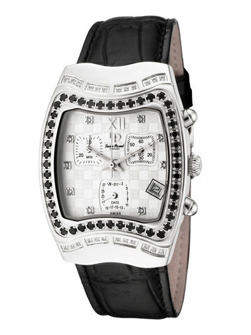 Women's Chronograph Square & Diamond Watch | I don't do fashion, I am fashion | Scoop.it