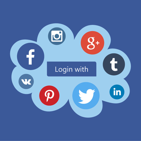 6 Reasons Businesses Choose Cloud Based Social Login | Social Media and Social Login | Scoop.it