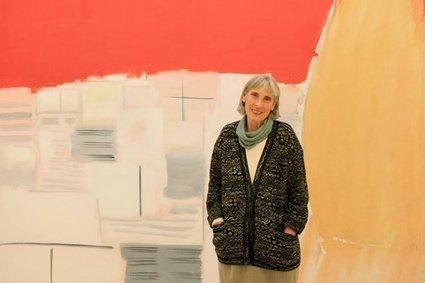 Anne de Staël: son père Nicolas et sa mère Jeannine - Nice-Matin | L'Art Moderne: les grands artistes du 20e | Scoop.it