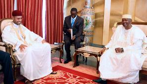 Financement présumé de Sarkozy par Kadhafi : ATT entendu comme témoin à Dakar | CRAKKS | Scoop.it