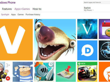Windows Phone Store hits more than 300,000 Apps | Mobile Business News | Scoop.it