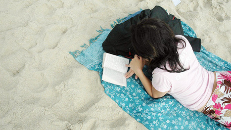 The Case for Preserving the Pleasure of Deep Reading | Reading | Scoop.it