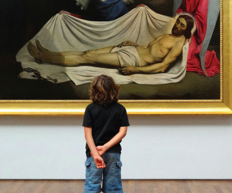 A 'Museum Hacker' on How to Make Any Museum Awesome For Kids|Fatherly | Clic France | Scoop.it